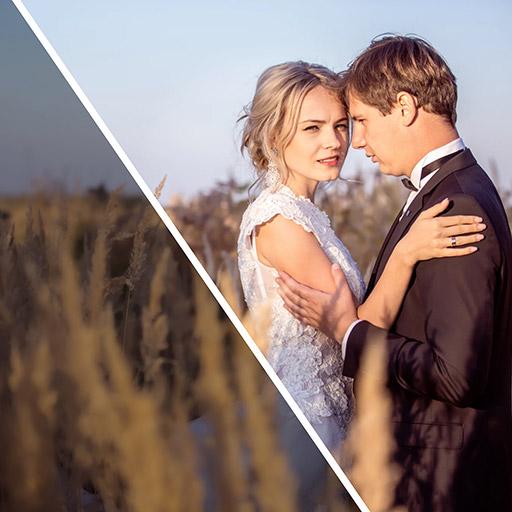 Menyasszony és Vőlegény Fotózása