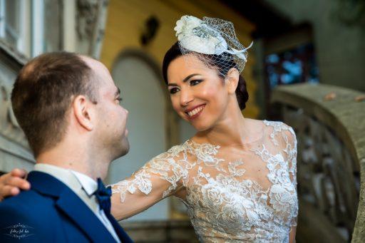 Menyasszony vőlegény az Ádám VIllában