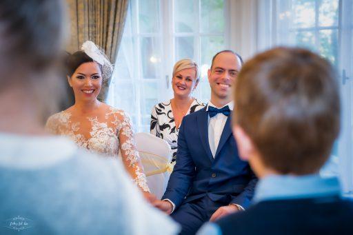 Polgári esküvő az Ádám villában
