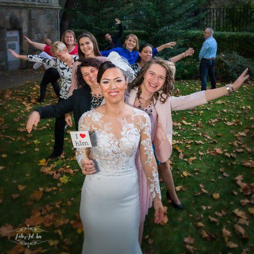Esküvői Fotózás: A Csoportképek