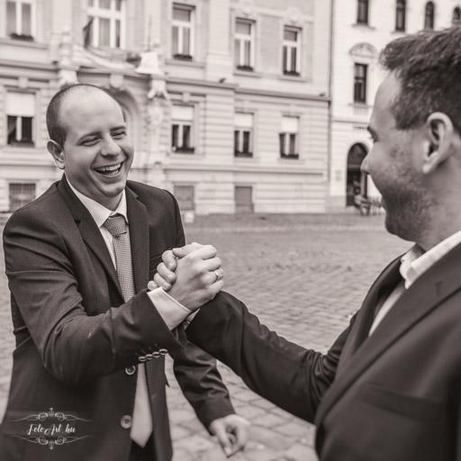 Vőlegény és Barátja - Kit Hívjak Meg Az Esküvőmre