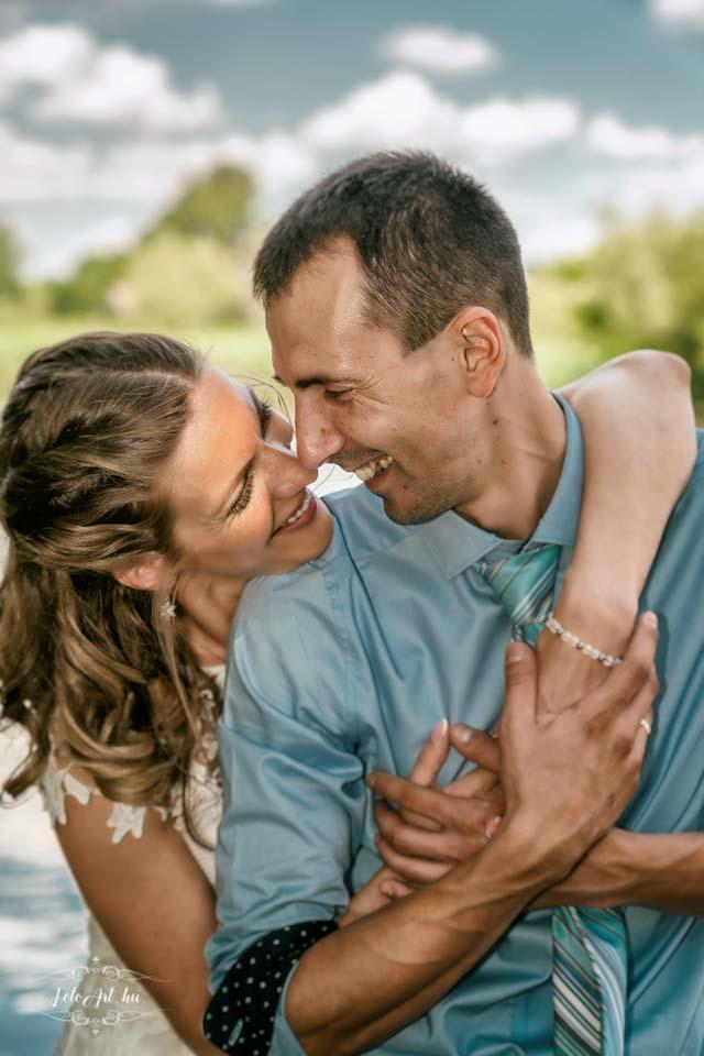 Házaspár - Esküvői fotós