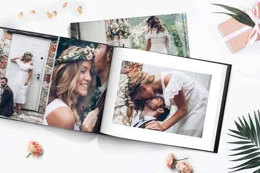 Esküvői Fotóalbum Készítés